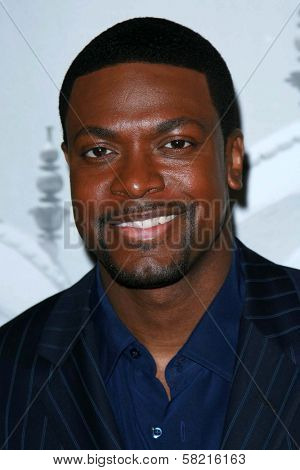 Chris Tucker at the Giorgio Armani Prive Show to celebrate the Oscars. Green Acres, Los Angeles, CA. 02-24-07