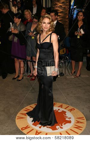 Madonna at the 2007 Vanity Fair Oscar Party. Mortons, West Hollywood, CA. 02-25-07