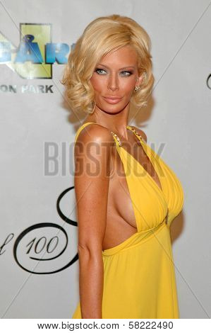 Jenna Jameson at the 17th Annual Night of 100 Stars Gala. Beverly Hills Hotel, Beverly Hills, CA. 02-25-06