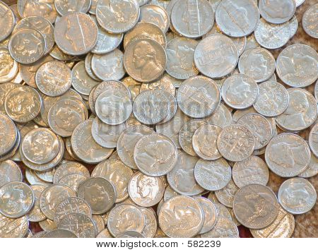 Nickels And Dimes