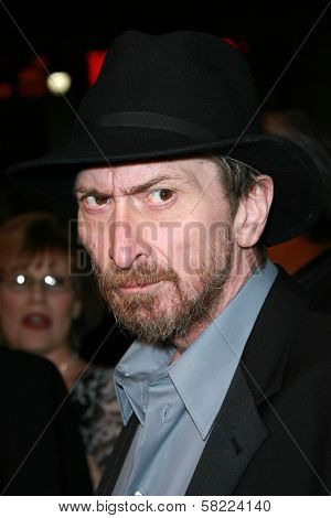 Frank Miller at the Los Angeles premiere of