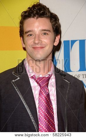 Michael Urie at the 24th Annual William S. Paley Television Festival Featuring