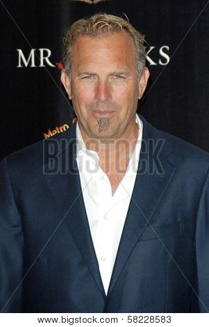 Kevin Costner at the ShoWest 2007 Photocall For MGM's