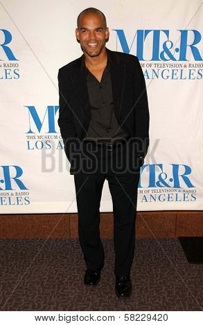 Amaury Nolasco at The 24th Annual William S. Paley Television Festival - An Evening with