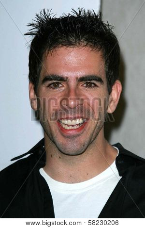 Eli Roth at the ShoWest 2007 Lionsgate Luncheon. Paris Hotel, Las Vegas, NV. 03-14-07