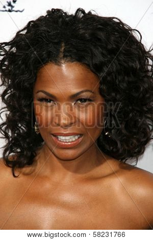 Nia Long at the World Premiere of