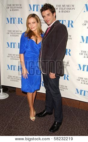 Becki Newton and Michael Urie at the 24th Annual William S. Paley Television Festival Featuring