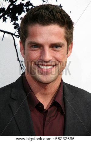 Scott Bailey at the World Premiere of