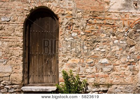 Old Church Backdoor