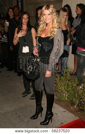 Tara Reid at the 2B Free Fall 2007 Collection Fashion Show. Boulevard 3, Hollywood, CA. 03-19-07