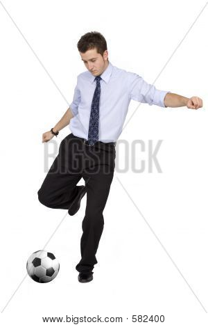 Business Footballer 1