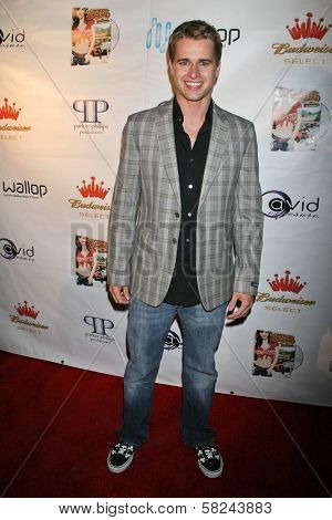 Randy Wayne at the DVD Release Party for