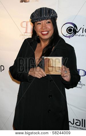 Bo Benten at the DVD Release Party for
