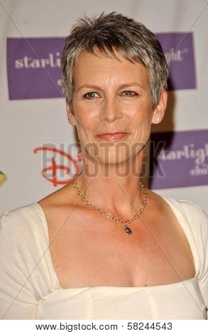 Jamie Lee Curtis at Starlight Starbright Children's Foundation's