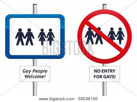 Gay Signs