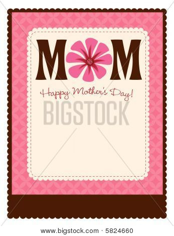 Mother's Day Flyer/Poster Template