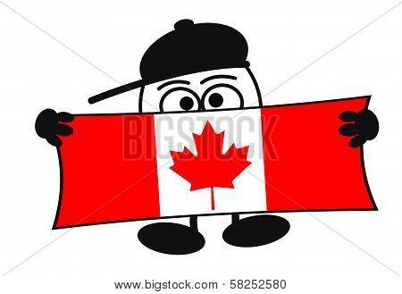 Eierkopf - Welcome Canada