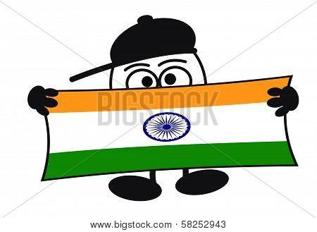 Eierkopf - Welcome India