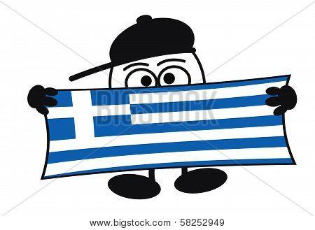 Eierkopf - Welcome Greece