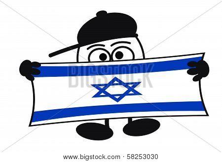 Eierkopf - Welcome Israel