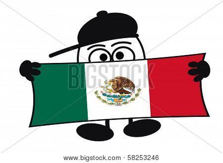 Eierkopf - Welcome Mexico