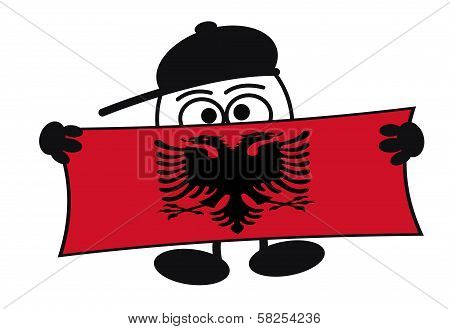Welcome Albania
