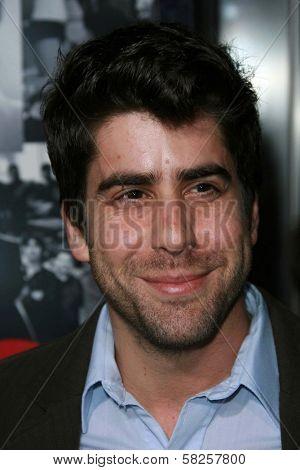 Adam Goldberg at the premiere of