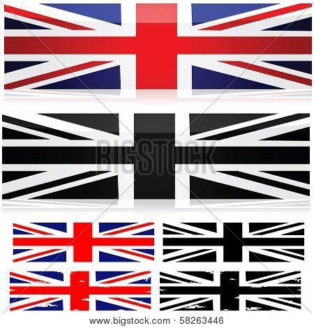 Union Jack Styles