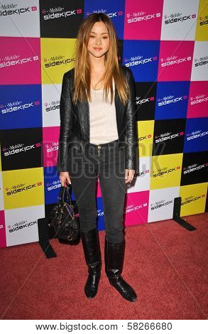Devon Aoki at the launch of T-Mobile Sidekick ID, T-Mobile Sidekick Lot, Hollywood, CA. 04-13-07
