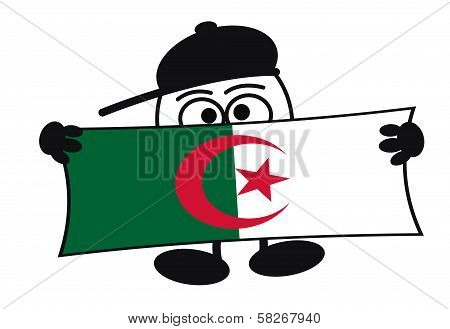 Welcome Algeria