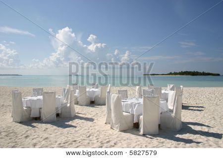 Breakfast on the Beach