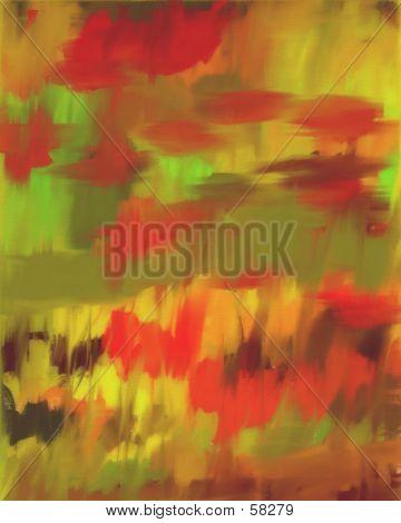 Autumn Colors Oil Paint