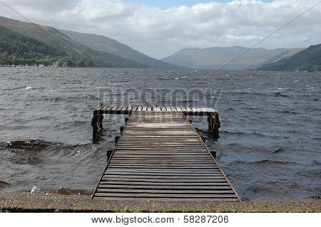 Loch Earn, Perthsire, Scotland