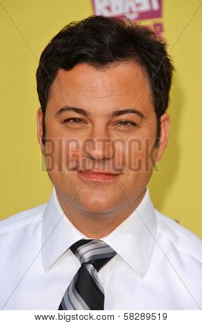 Jimmy Kimmel at the