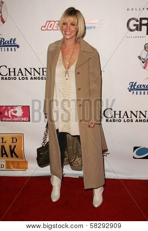 Ashley Scott at the Gridlock New Years Eve 2007 Party, Paramount Studios, Los Angeles, CA 12-31-06