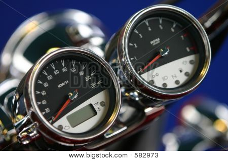 Speed Meters