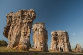 picture of stonehenge  - Stonehenge of Thailand  - JPG