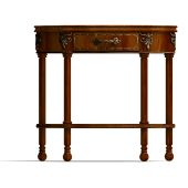 Historic Coffee Table Of Louis XV. poster