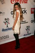 Carmen Electra at the Gridlock New Years Eve 2007 Party, Paramount Studios, Los Angeles, CA 12-31-06