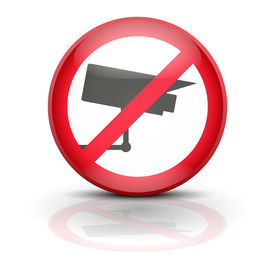 picture of wiretap  - Anti spyware icon symbol illustration - JPG