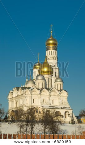 Moscow. Temple