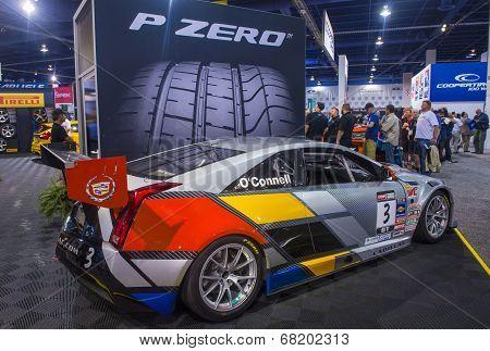 SEMA car show