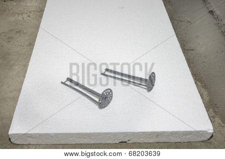 Styrofoam Insulation