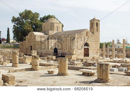 Paphos, Cyprus, Europe