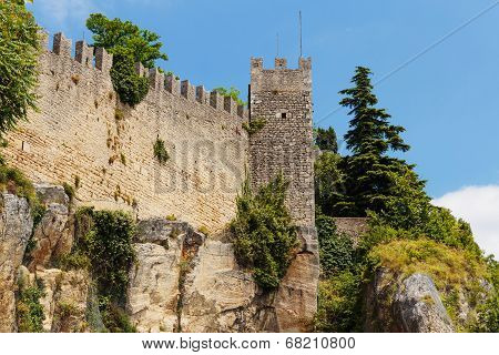 Castle Of San Marino