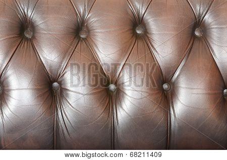 Texture Of Vintage Sofa
