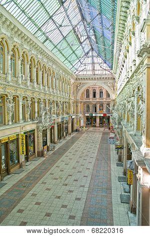 Passage In Odessa