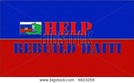 Help Rebuild Haiti