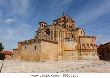 Full View Of Toro Romanesque Collegiate Church