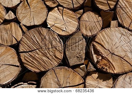 Horizontal Squeezed Logs